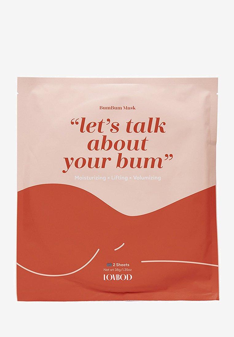 LOVBOD - BUMBUM MASK - Anti-Cellulite - -