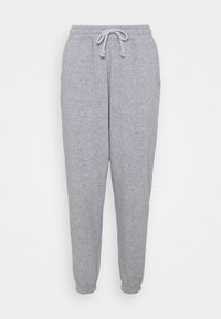 Missguided Petite - PETITE 90S JOGGERS - Tracksuit bottoms - grey marl - 0
