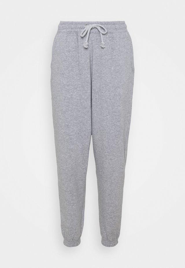 PETITE 90S JOGGERS - Pantalon de survêtement - grey marl