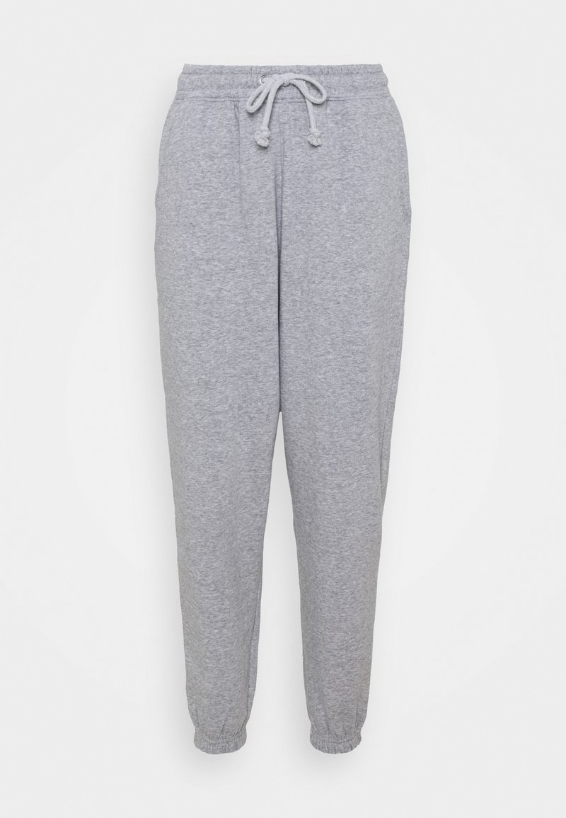 Missguided Petite - PETITE 90S JOGGERS - Tracksuit bottoms - grey marl