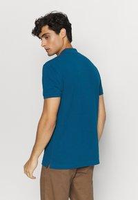 Lacoste - Polo shirt - raffia matting - 2