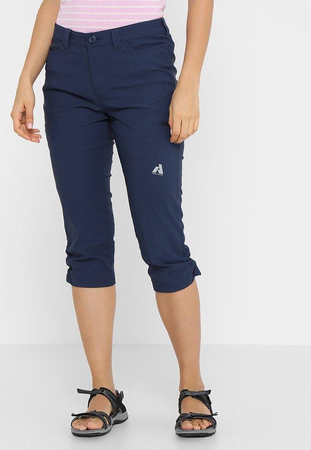 GUIDE PRO CAPRI - Outdoor shorts - blue