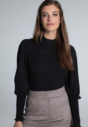 ELAF SMOCK - Sweater - black