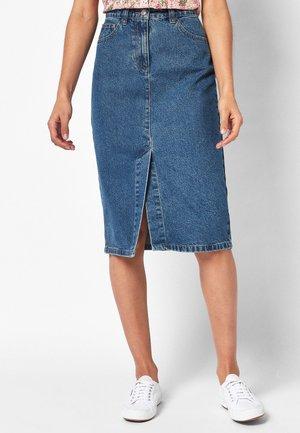Jeansnederdel/ cowboy nederdele - blue