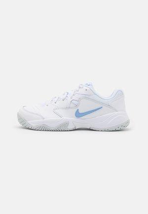 LITE 2 - Allcourt tennissko - white/aluminum/pure platinum