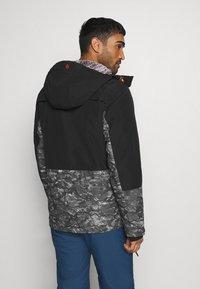 Icepeak - CARNAC - Ski jacket - black - 2