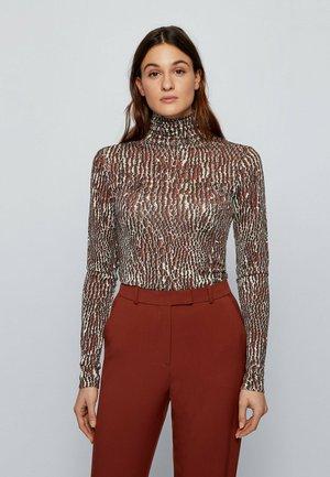 ELITERI - Long sleeved top - patterned