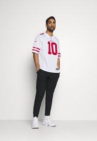 Nike Performance - NFL SAN FRANCISCO JIMMY GAROPPOLONIKE GAME ROAD - Club wear - white - 1
