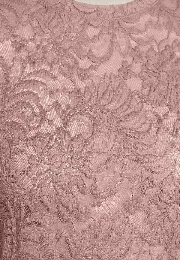 ONLY ONLALBA - Bluzka - misty rose/jasnorÓżowy YSBI
