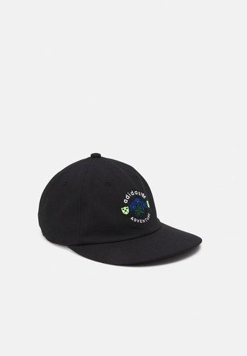 ADVENTURE UNISEX - Cap - black