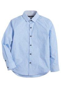 Next - LONG SLEEVE SMART SHIRT (3-16YRS) - Košile - blue - 0