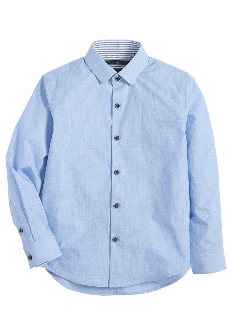 Next - LONG SLEEVE SMART SHIRT (3-16YRS) - Košile - blue