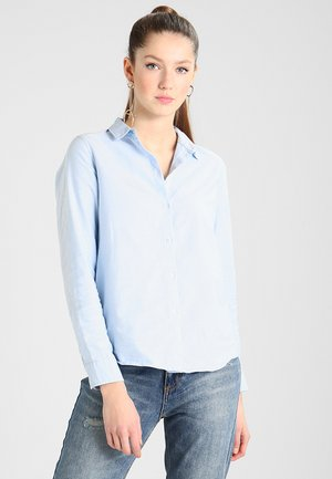 PCIRENA OXFORD  - Button-down blouse - kentucky blue