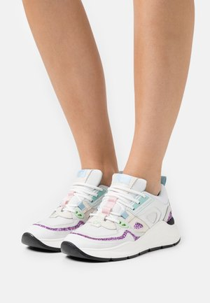 RUNNING PATCHWORK - Sneakersy niskie - multicolor