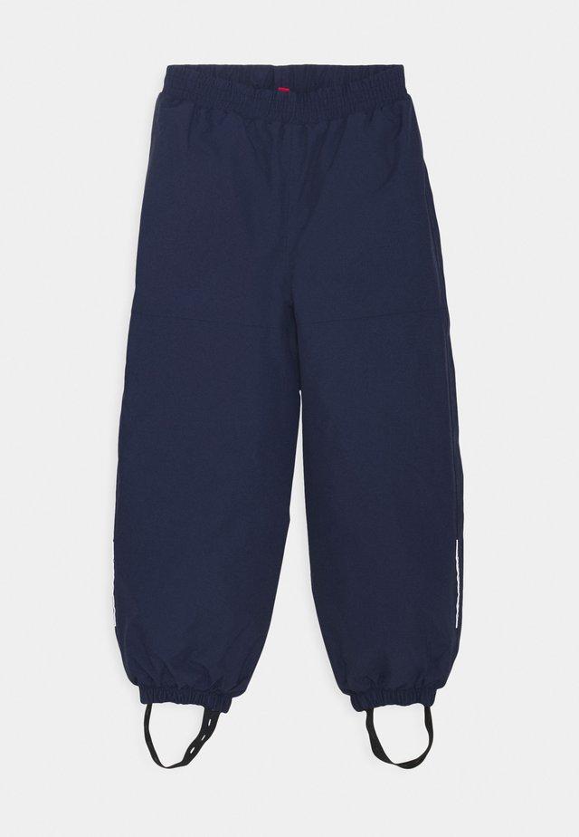POWAI SKI PANTS UNISEX - Snow pants - dark navy