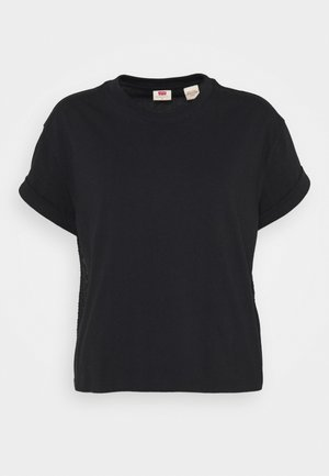 LOLA - T-shirts med print - caviar