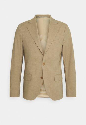 LORENTZEN - Blazer jacket - almond