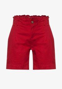 Street One - Shorts - rot - 3
