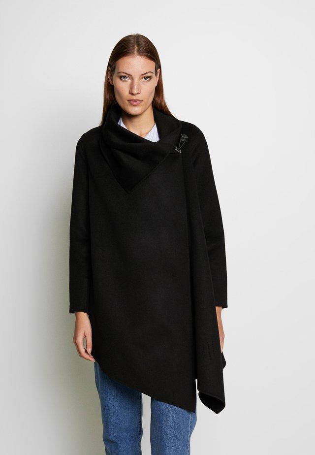 MONUMENT EVE COAT - Korte frakker - black