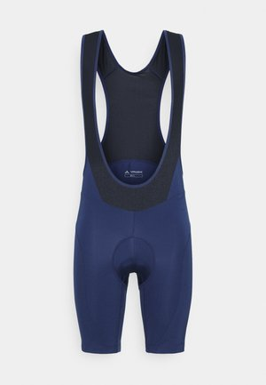 ME ACTIVE BIB PANTS - Leggings - navy