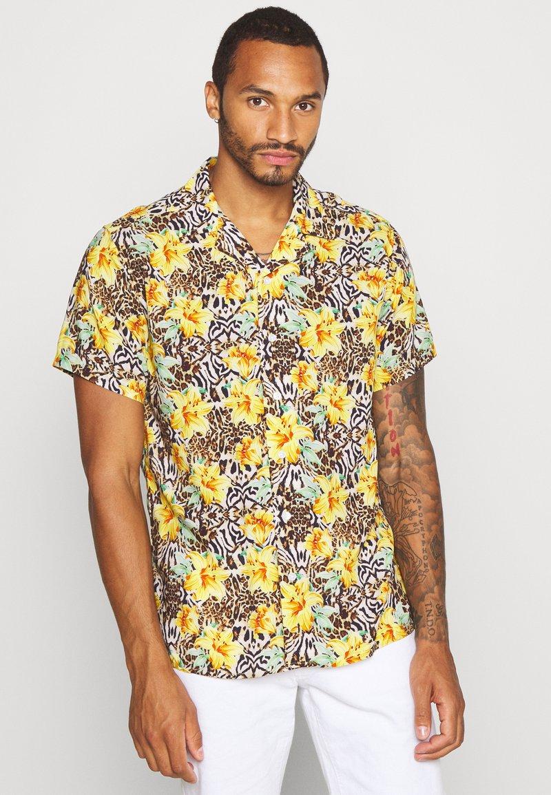 Redefined Rebel - LUKE  - Shirt - yellow