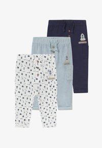 Jacky Baby - MON PETIT 3 PACK - Pantalon classique - light blue - 3