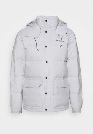 ROCKFALL JACKET - Down jacket - nimbus grey