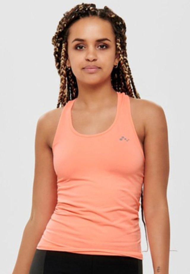 OPUS - T-shirt de sport - neon orange