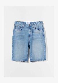 Bershka - Short en jean - blue denim - 4