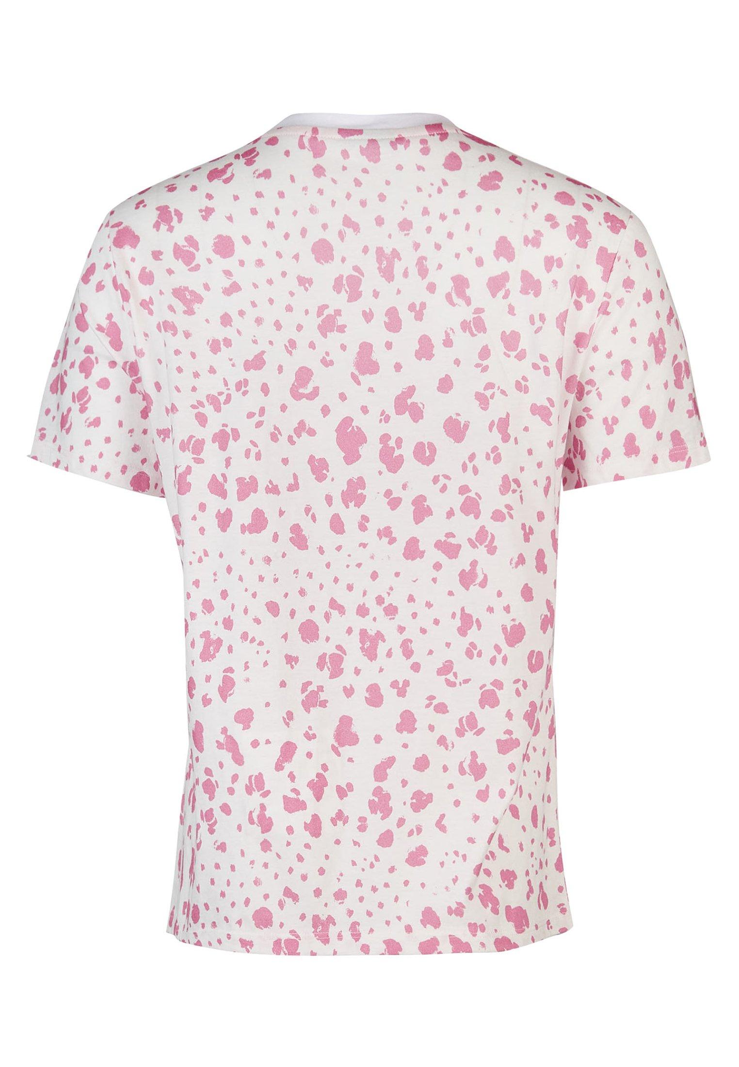 Oliver Bonas Camiseta estampada - pink eULqd