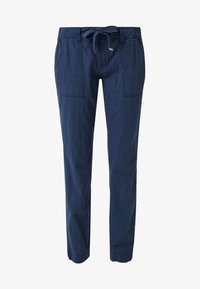 Q/S designed by - Trousers - navy - 4