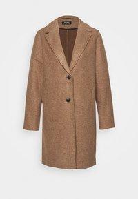 ONLCARRIE BONDED - Classic coat - woodsmoke