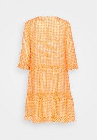 Marc Cain - Day dress - orange - 7