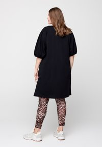 Zizzi - Day dress - black - 2