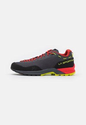 TX GUIDE - Lezecká obuv - carbon/goji