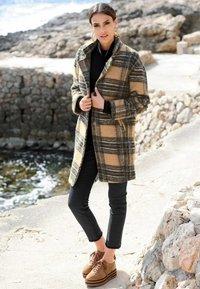 Alba Moda - Classic coat - camel,braun - 2