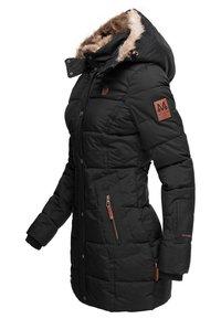 Marikoo - LIEBLINGS - Winter coat - black - 2