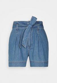 Lauren Ralph Lauren Petite - ZAVIERA - Denim shorts - indigo revival wash - 0