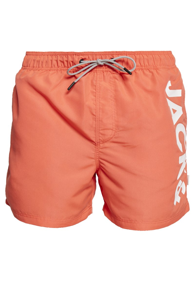 Jack & Jones - JJIARUBA - Swimming shorts - hot coral