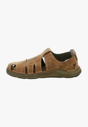 MAVERICK  - Sandals - brown