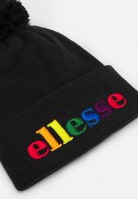 Ellesse - HALINA POM POM JUNIOR UNISEX - Beanie - black - 2