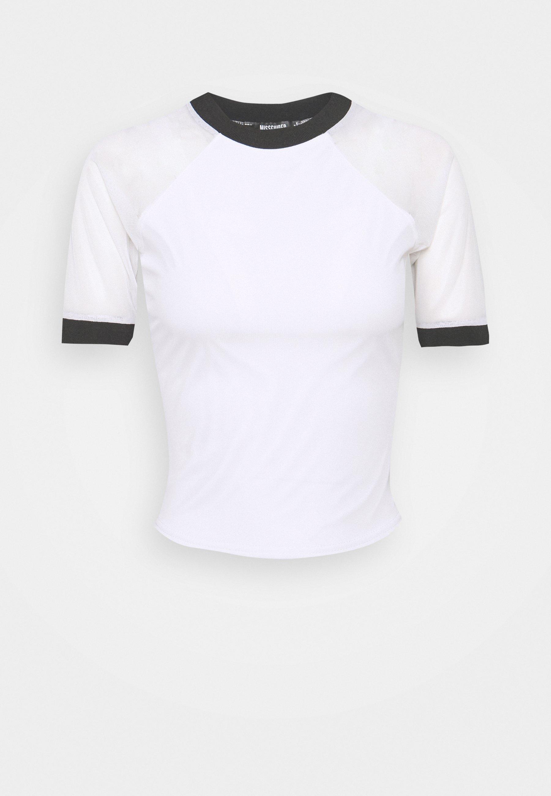 Women CONTRAST  - Print T-shirt