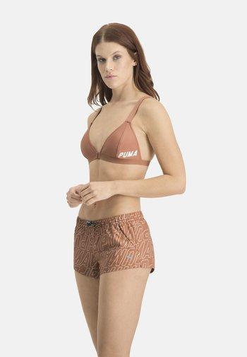 Swimming trunks - brown