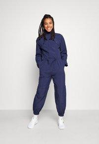 Sweaty Betty - INTERSTELLAR - Overall / Jumpsuit /Buksedragter - navy blue - 1