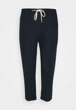 JAMIE BLEND PANTS - Trousers - navy