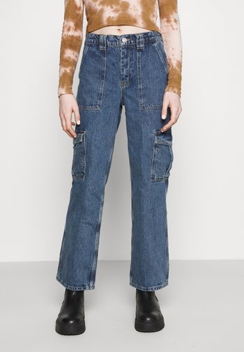 SKATE JEAN - Jeans relaxed fit - mid vintage