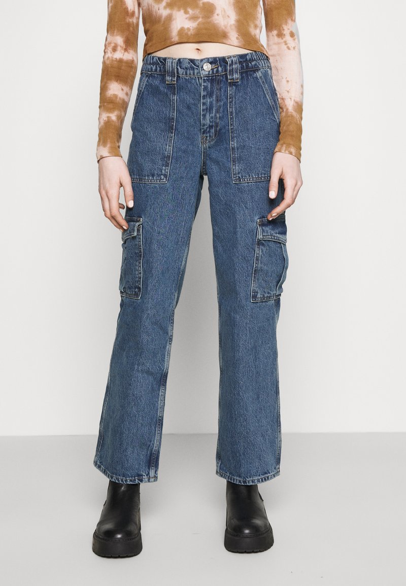BDG Urban Outfitters - SKATE JEAN - Jeans relaxed fit - mid vintage