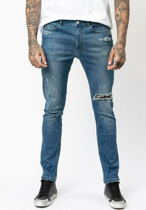 VICIOUS - Džíny Slim Fit - blue