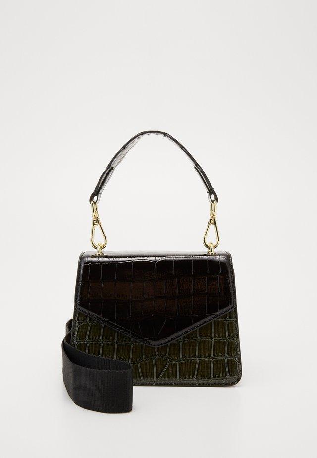 MIX KELLIY BAG - Handbag - black