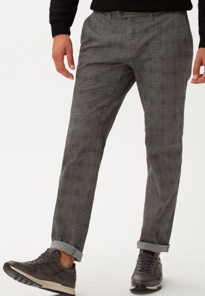STYLE FEY - Trousers - graphit